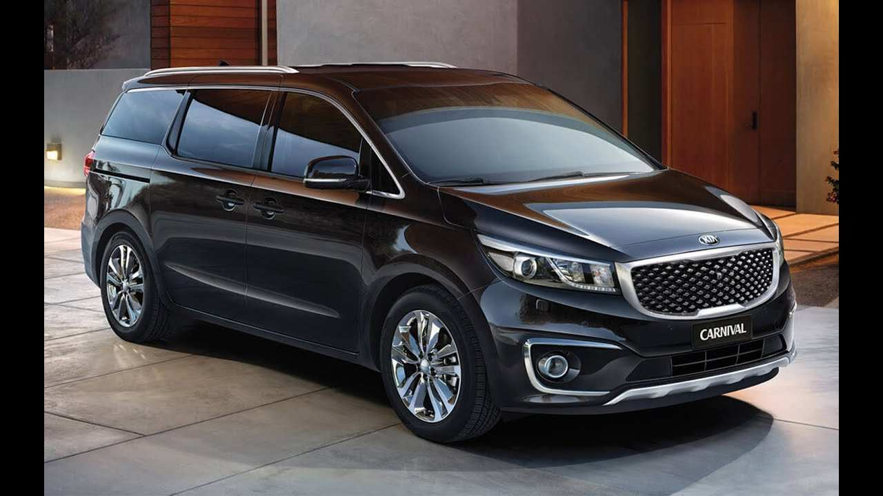 80 Concept of 2020 Kia Carnival 2018 Style for 2020 Kia Carnival 2018