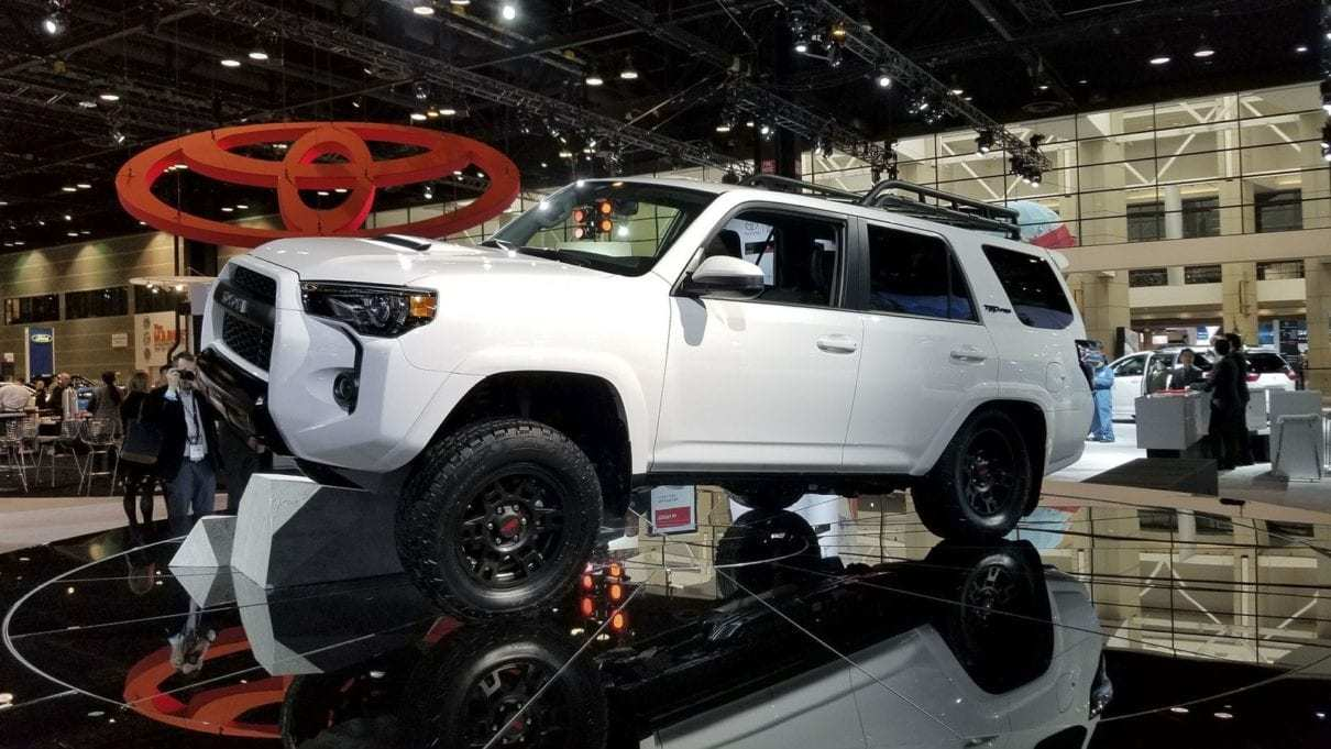 80 Concept of Toyota Four Runner 2020 Picture with Toyota Four Runner 2020