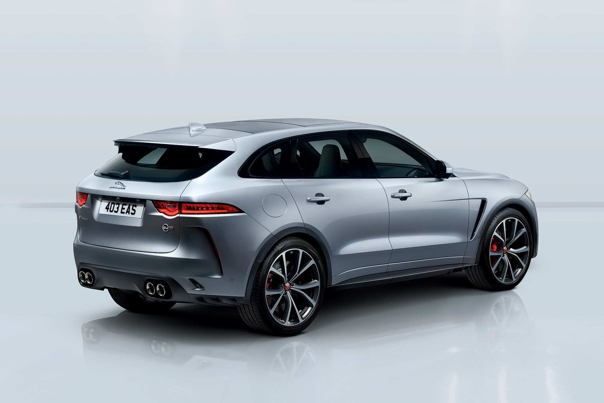 80 Gallery of 2020 Jaguar F Pace Svr Exterior Prices with 2020 Jaguar F Pace Svr Exterior