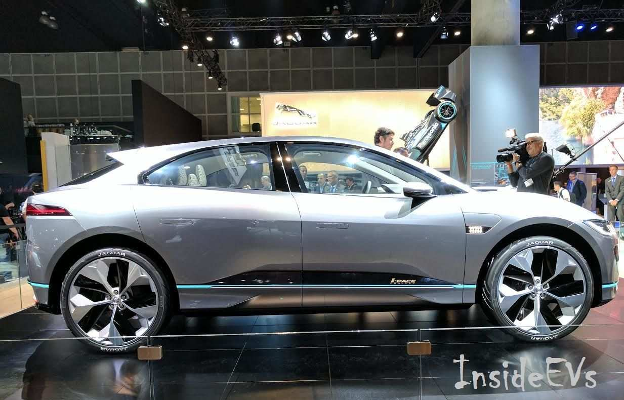 80 Gallery of 2020 Jaguar I Pace Electric Style for 2020 Jaguar I Pace Electric