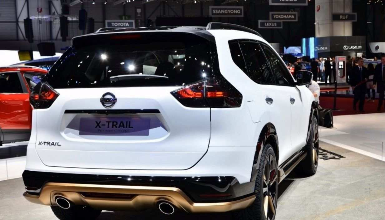 80 Gallery of Nissan X Trail 2020 New Concept Spesification with Nissan X Trail 2020 New Concept