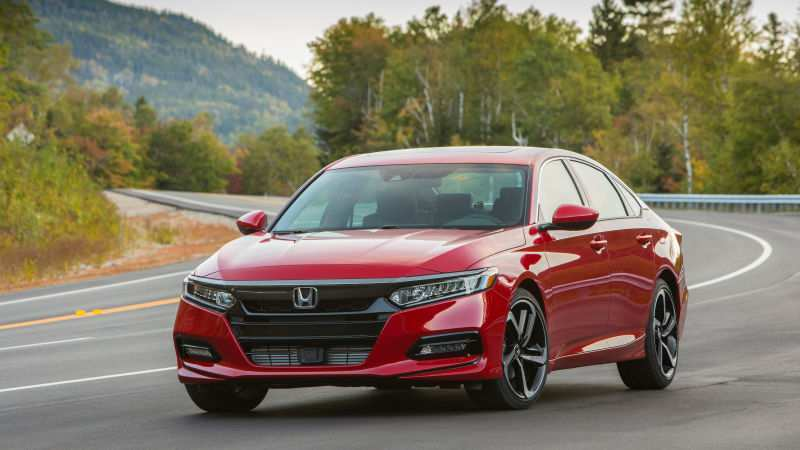 80 Great 2020 Honda Accord Type R Redesign and Concept with 2020 Honda Accord Type R