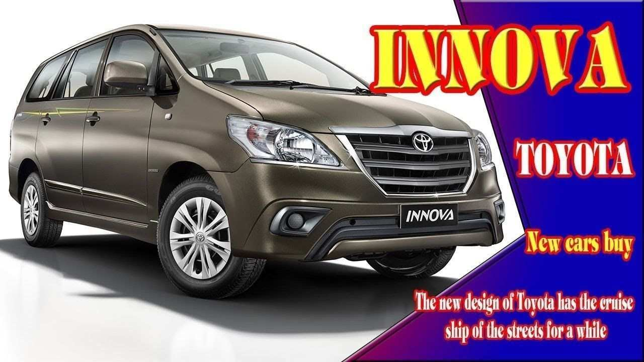 80 Great Toyota Innova Crysta 2020 New Concept New Review by Toyota Innova Crysta 2020 New Concept