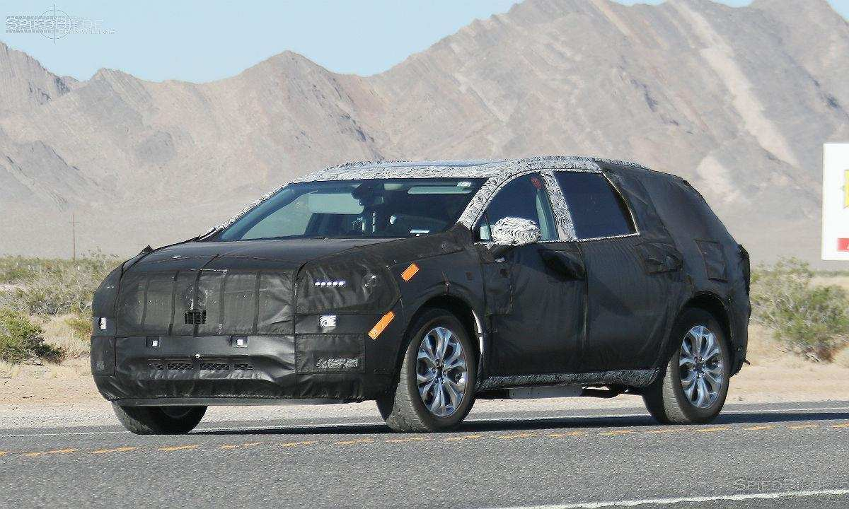80 New 2020 Buick Enclave Spy Photos Interior for 2020 Buick Enclave Spy Photos