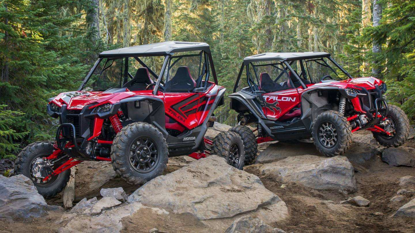 80 New 2020 Honda Talon Exterior Interior for 2020 Honda Talon Exterior