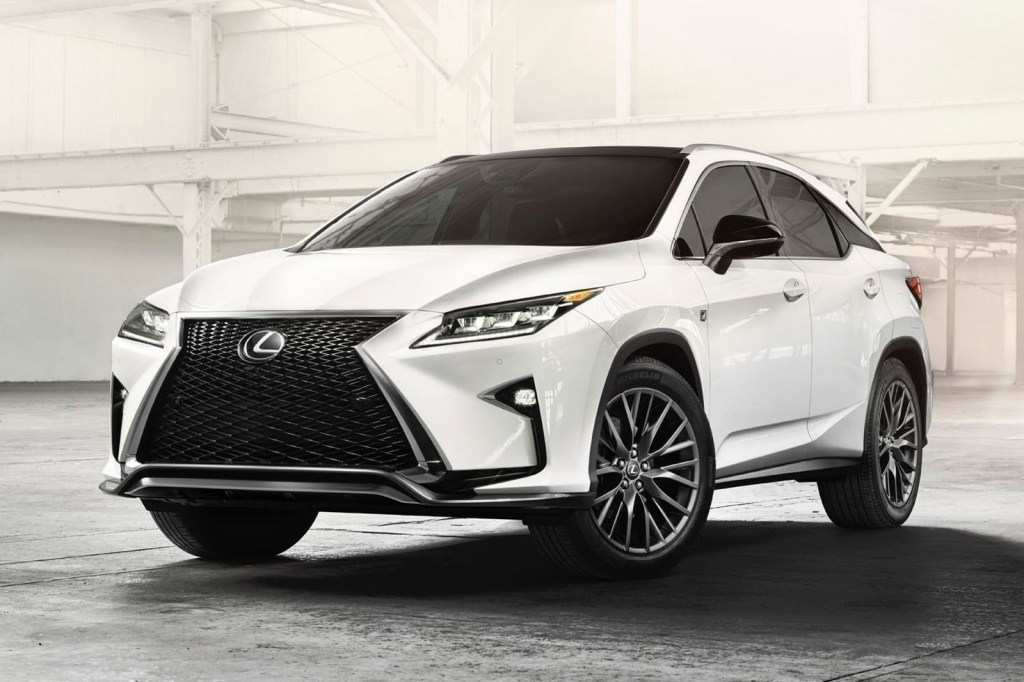 80 New 2020 Lexus Rx 350 F Sport Suv Review with 2020 Lexus Rx 350 F Sport Suv