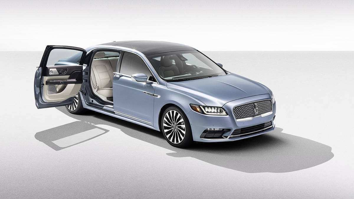 80 New 2020 Lincoln Continental Pricing with 2020 Lincoln Continental
