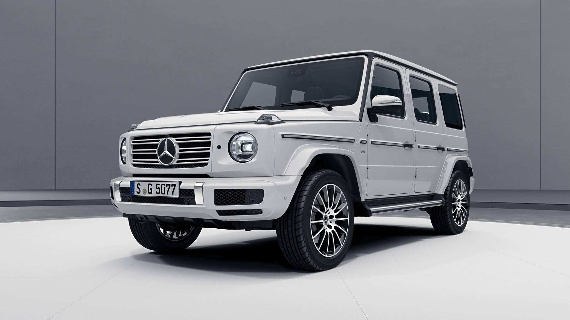 80 New 2020 Mercedes G Wagon Exterior Concept for 2020 Mercedes G Wagon Exterior
