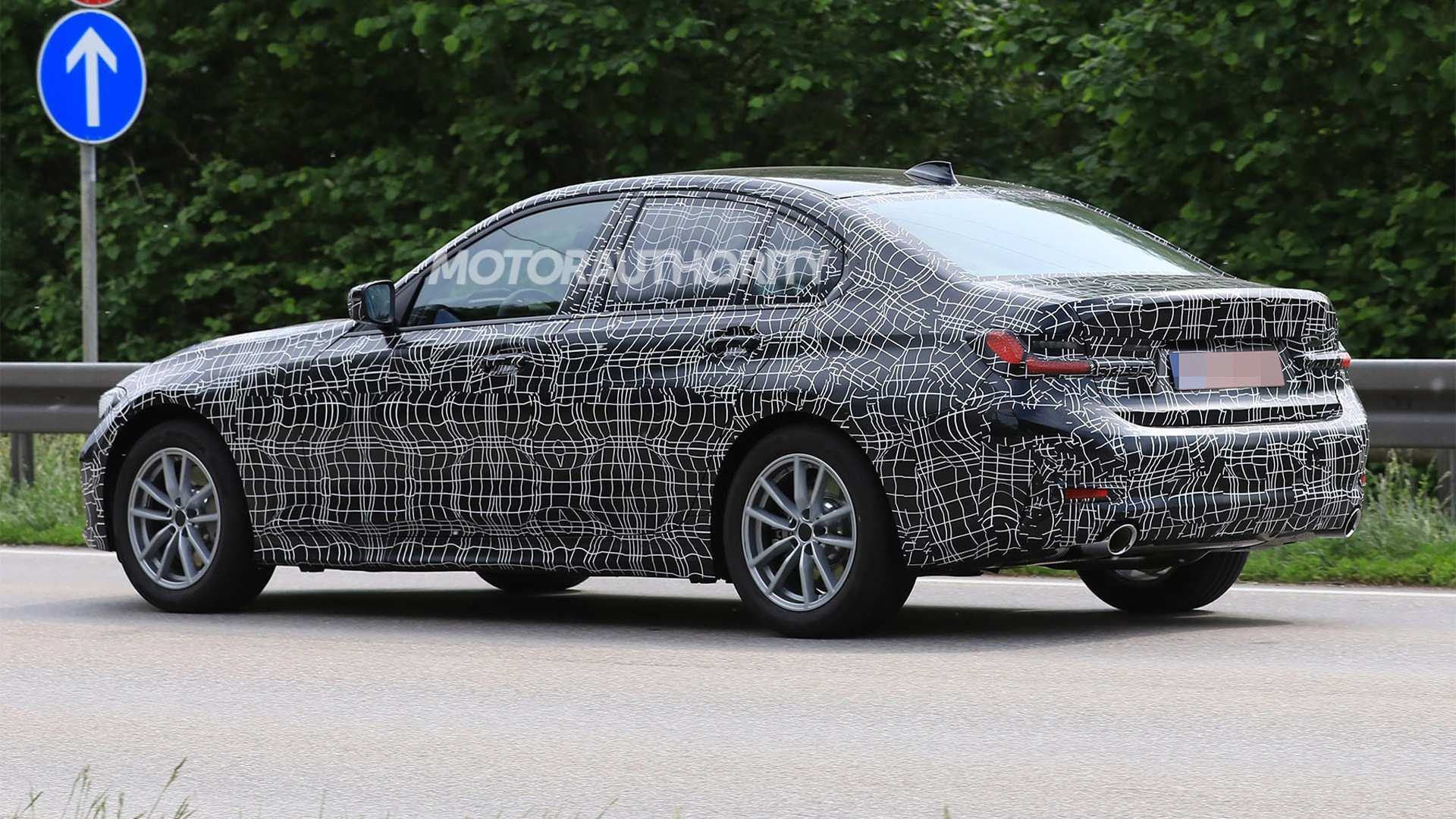 80 New 2020 Spy Shots BMW 3 Series Exterior with 2020 Spy Shots BMW 3 Series
