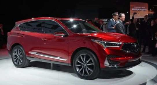 80 The 2020 Acura RDX Release Date by 2020 Acura RDX