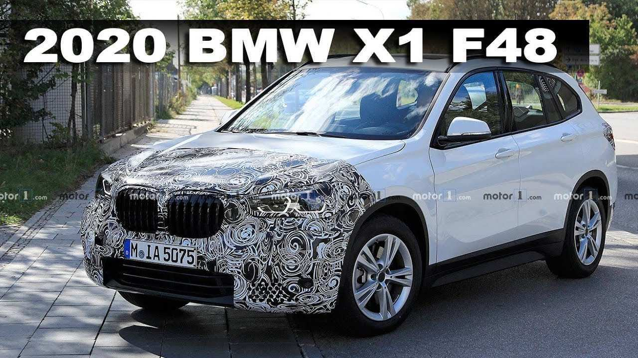 80 The 2020 BMW X1 Interior for 2020 BMW X1
