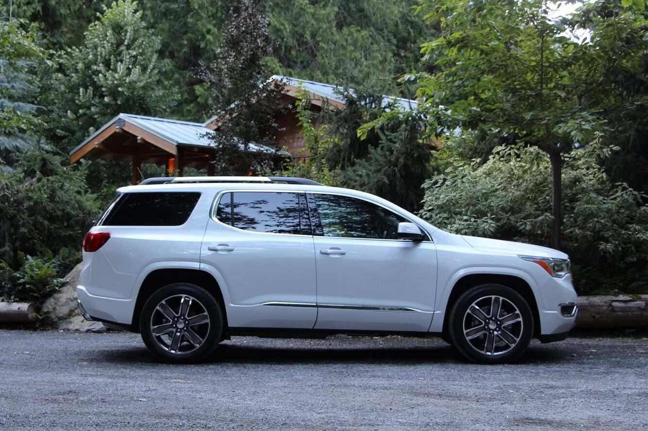 80 The 2020 Gmc Acadia Denali Specs and Review for 2020 Gmc Acadia Denali