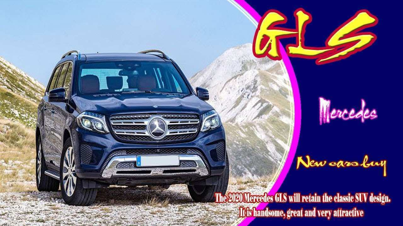 80 The 2020 Mercedes GLS Exterior and Interior for 2020 Mercedes GLS
