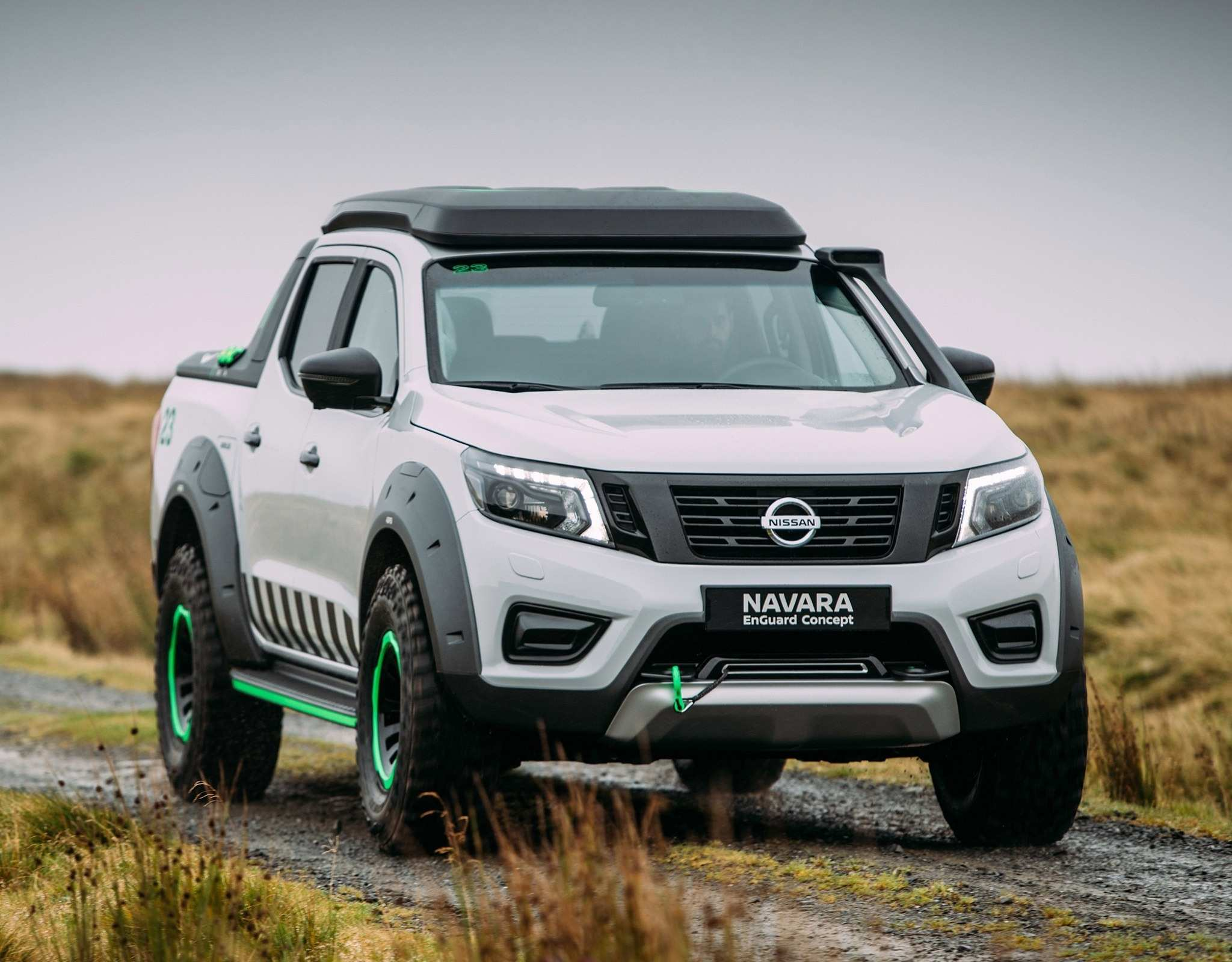 80 The 2020 Nissan Navara Spy Shoot for 2020 Nissan Navara