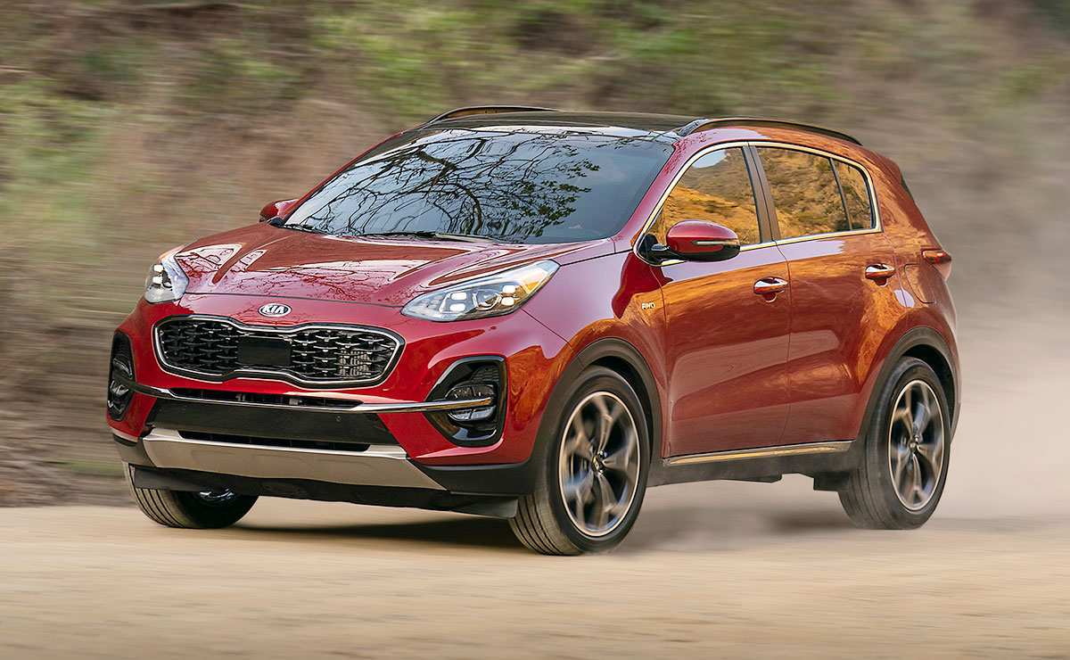 80 The Kia Sportage 2020 Uk Research New for Kia Sportage 2020 Uk