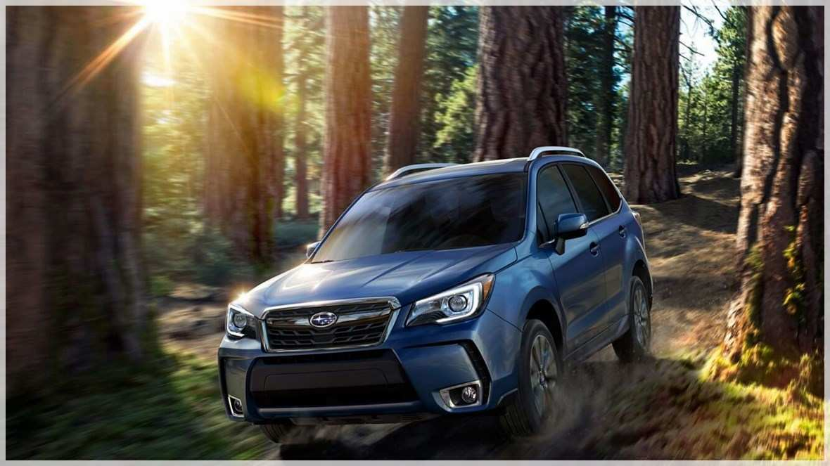 80 The Subaru Forester 2020 Japan Performance for Subaru Forester 2020 Japan