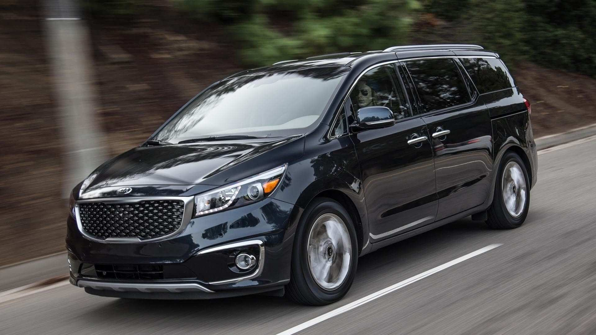 81 All New 2020 Kia Sedona Overview with 2020 Kia Sedona