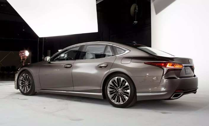 81 All New 2020 Lexus Ls 460 Style with 2020 Lexus Ls 460