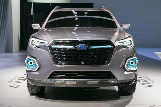 81 All New 2020 Subaru Viziv Pickup Concept for 2020 Subaru Viziv Pickup