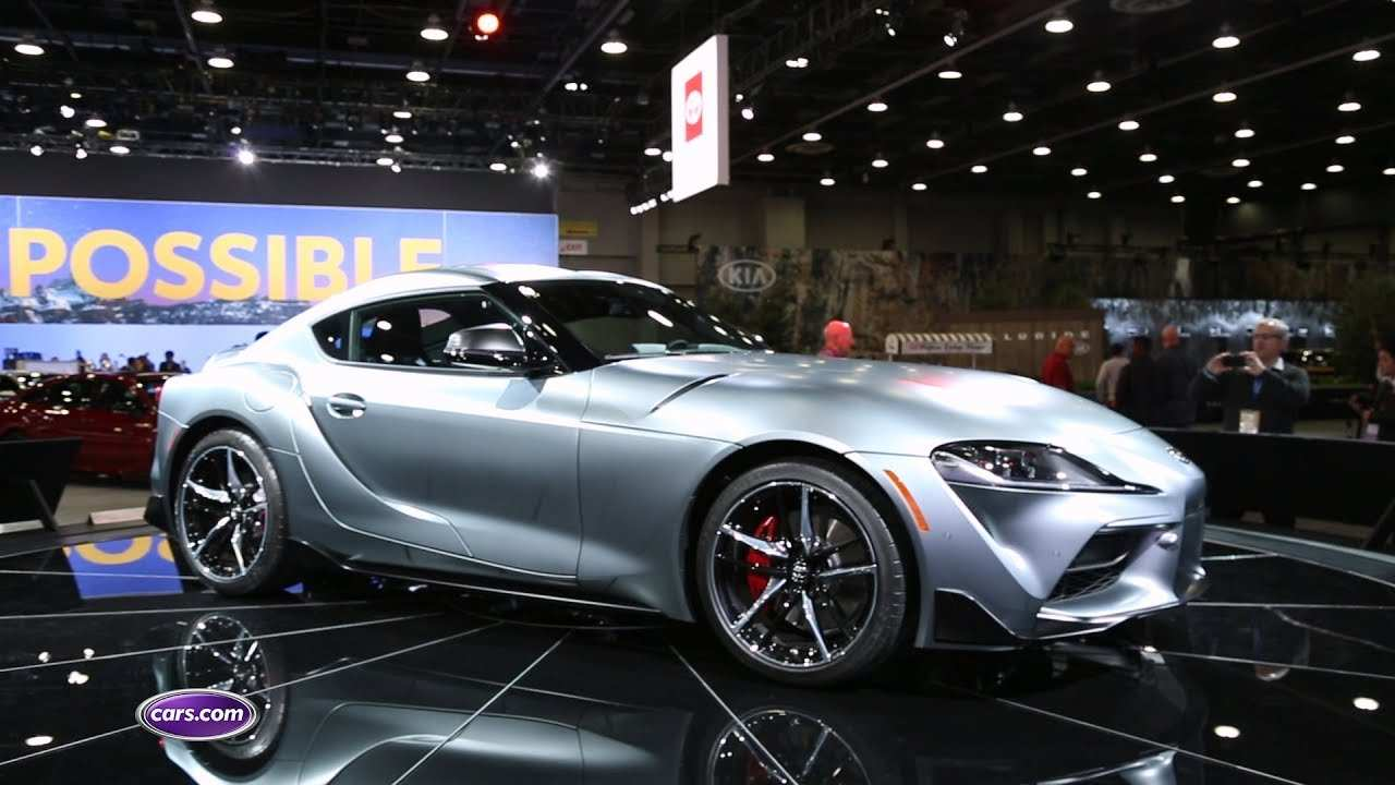 81 All New 2020 Toyota Supra Pictures by 2020 Toyota Supra