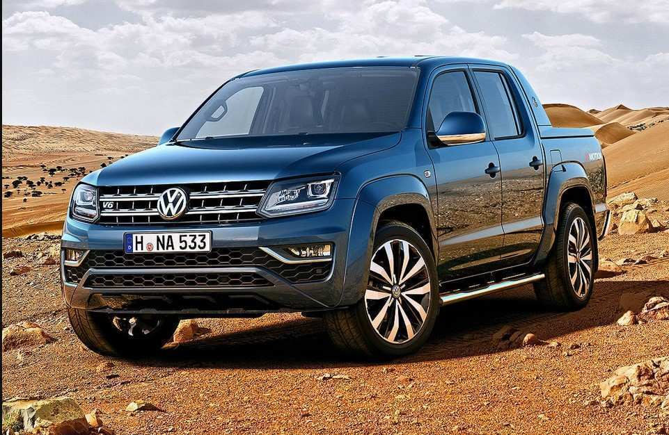 81 All New New Volkswagen Amarok 2020 Interior by New Volkswagen Amarok 2020