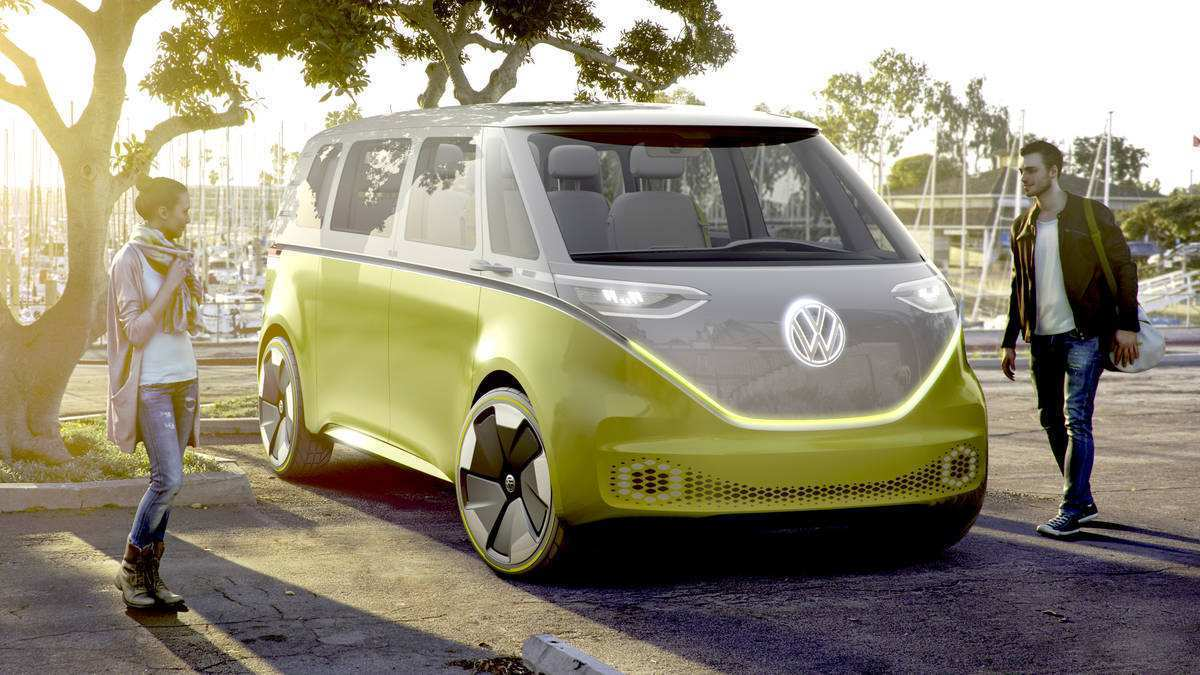 81 All New VW Bus 2020 Exterior by VW Bus 2020