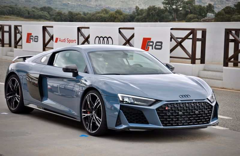 81 Best Review 2020 Audi R8 First Drive by 2020 Audi R8
