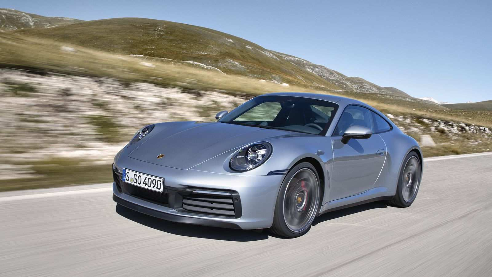 81 Best Review 2020 Porsche 911 Carrera Style for 2020 Porsche 911 Carrera