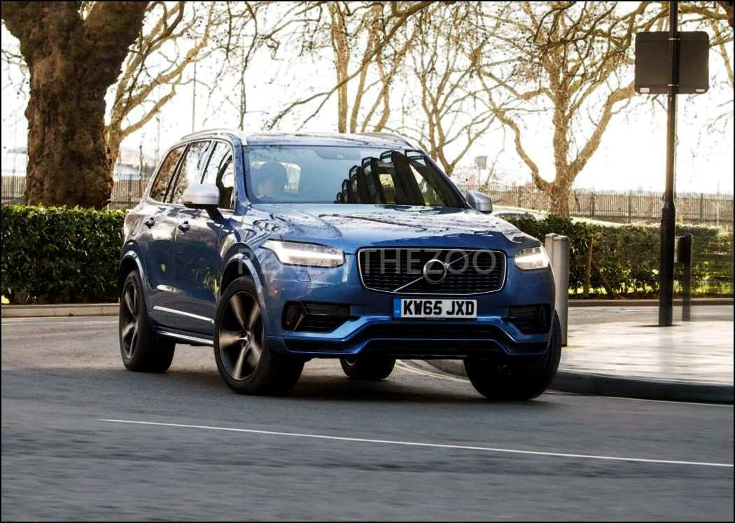 81 Best Review Volvo Xc90 2020 New Concept Redesign for Volvo Xc90 2020 New Concept