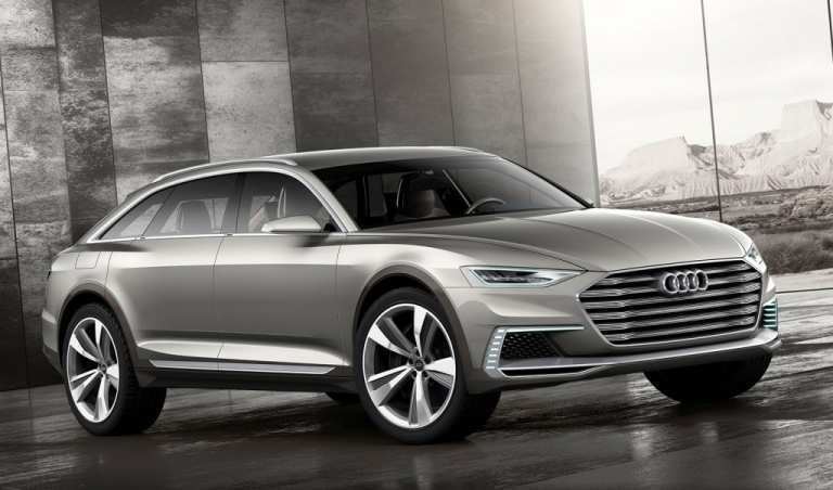 81 Concept of 2020 Audi Allroad Pricing with 2020 Audi Allroad