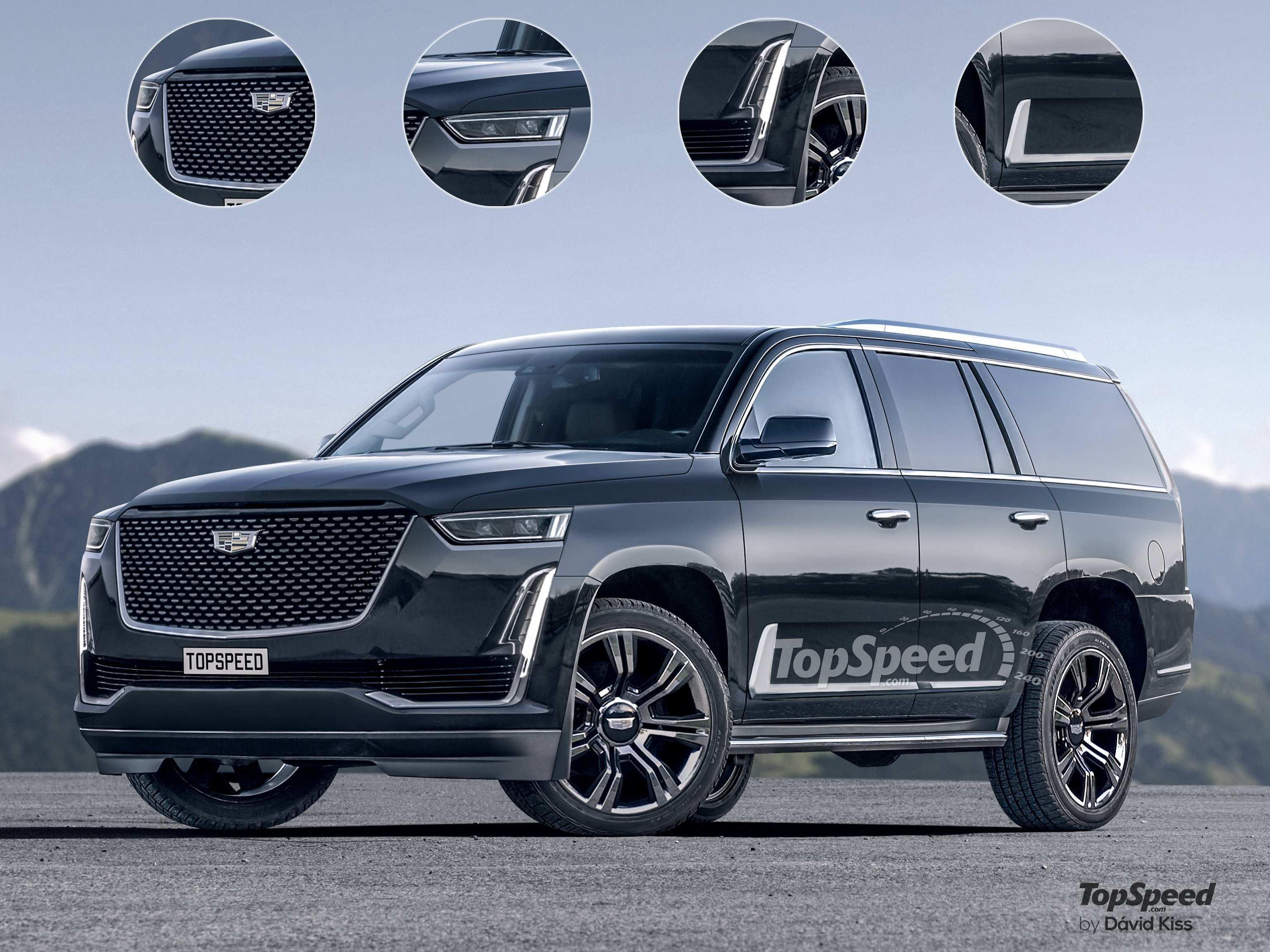 81 Concept of 2020 Cadillac Escalade Vsport Engine by 2020 Cadillac Escalade Vsport