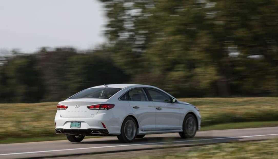 81 Concept of 2020 Hyundai Sonata Hybrid Sport Pricing for 2020 Hyundai Sonata Hybrid Sport