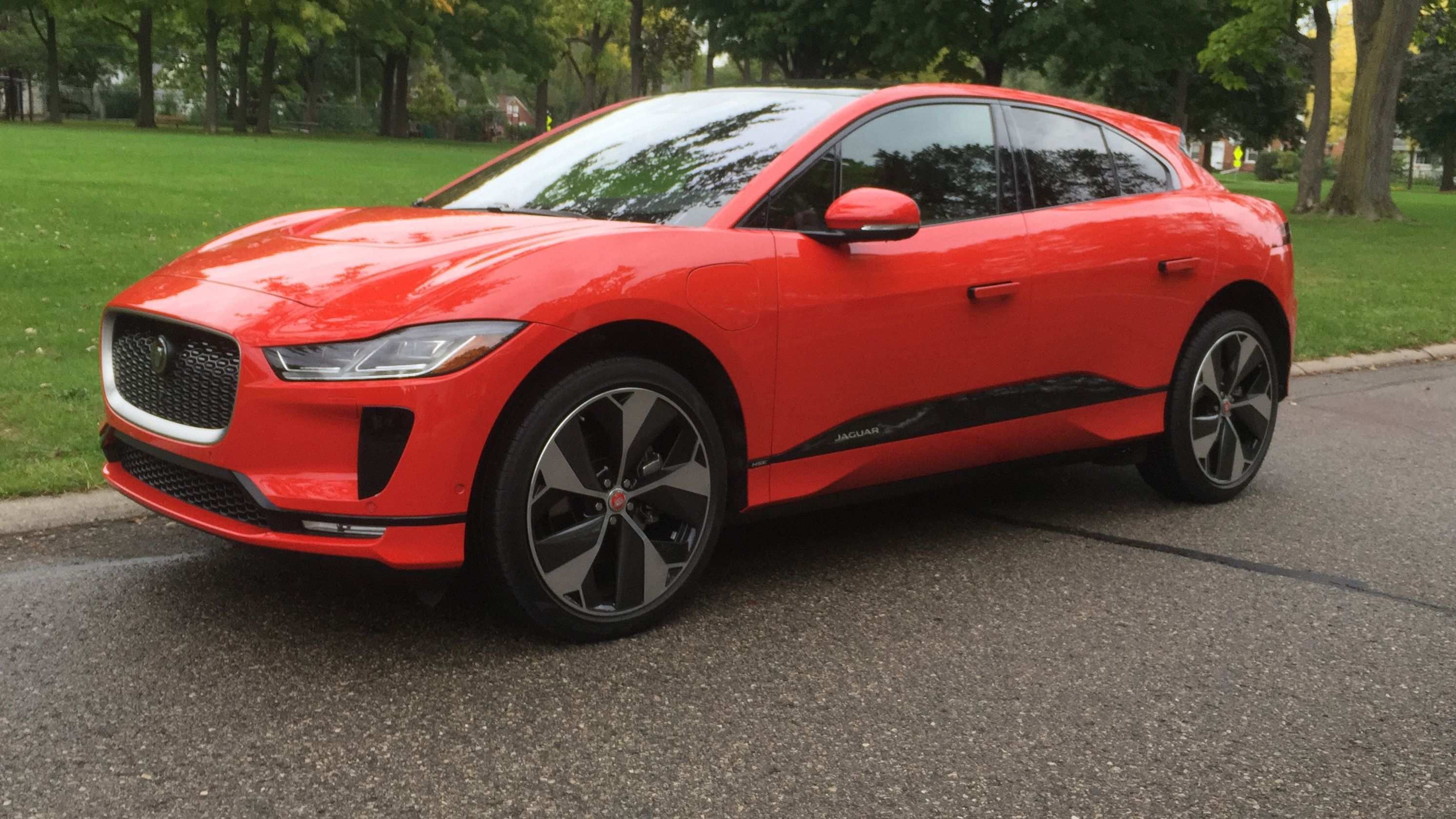 81 Concept of 2020 Jaguar I Pace Electric Spesification with 2020 Jaguar I Pace Electric