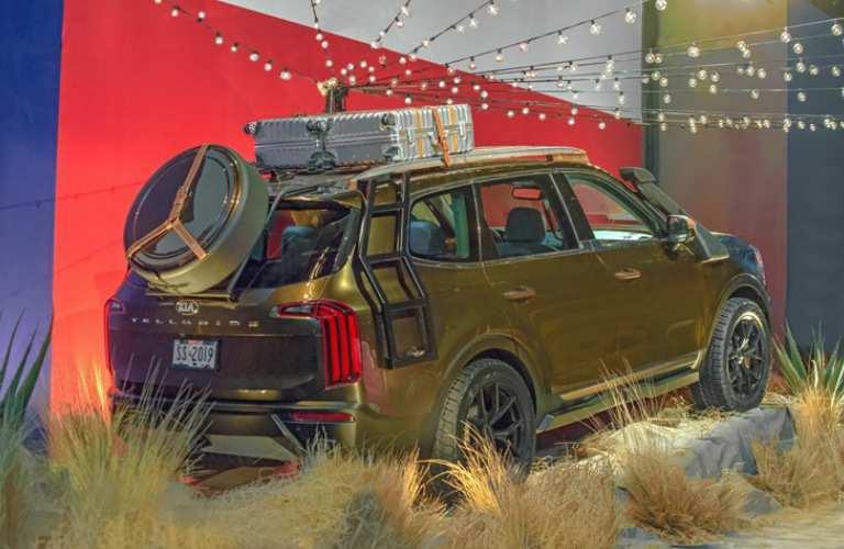 81 Concept of 2020 Kia Telluride Exterior Configurations for 2020 Kia Telluride Exterior