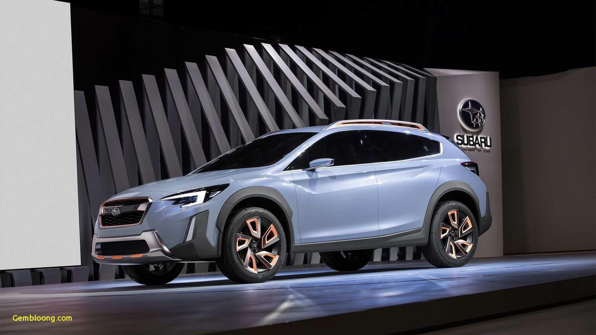 81 Concept of 2020 Subaru Crosstrek Hybridand Engine by 2020 Subaru Crosstrek Hybridand