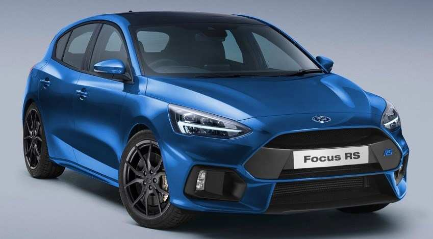 81 Gallery of 2020 Ford Focus Rs St New Concept for 2020 Ford Focus Rs St