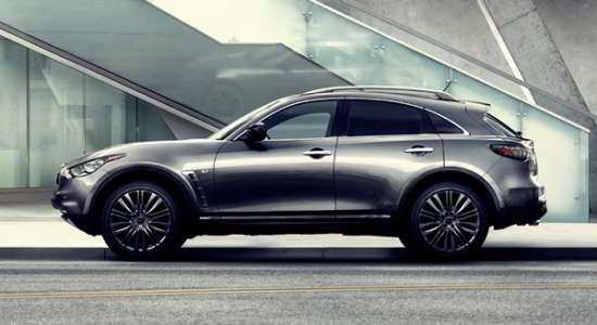 81 Gallery of 2020 Infiniti QX70 First Drive for 2020 Infiniti QX70
