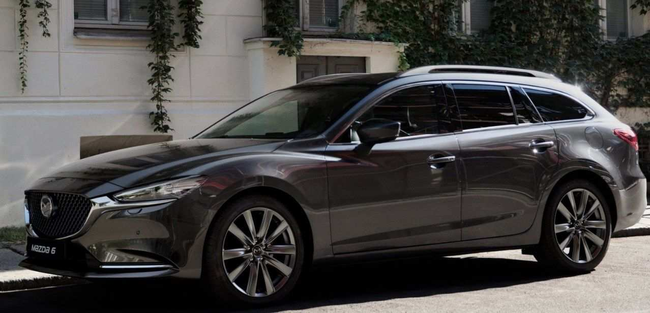 81 Gallery of 2020 Mazda 6 Wagon Canada Redesign with 2020 Mazda 6 Wagon Canada