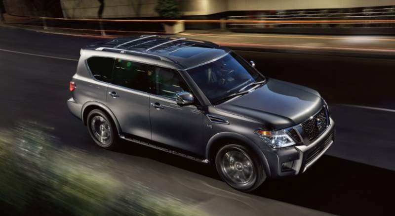 81 Gallery of 2020 Nissan Armada Pictures by 2020 Nissan Armada