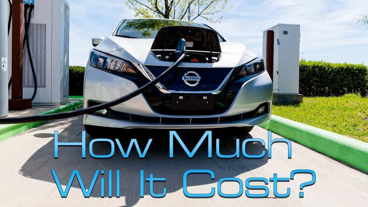 81 Gallery of 2020 Nissan Leaf E Plus First Drive for 2020 Nissan Leaf E Plus