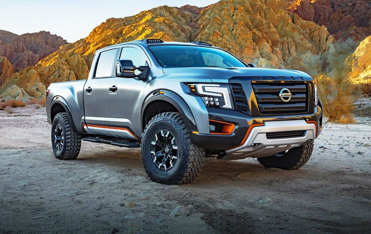 81 Gallery of 2020 Nissan Titan Diesel Review with 2020 Nissan Titan Diesel