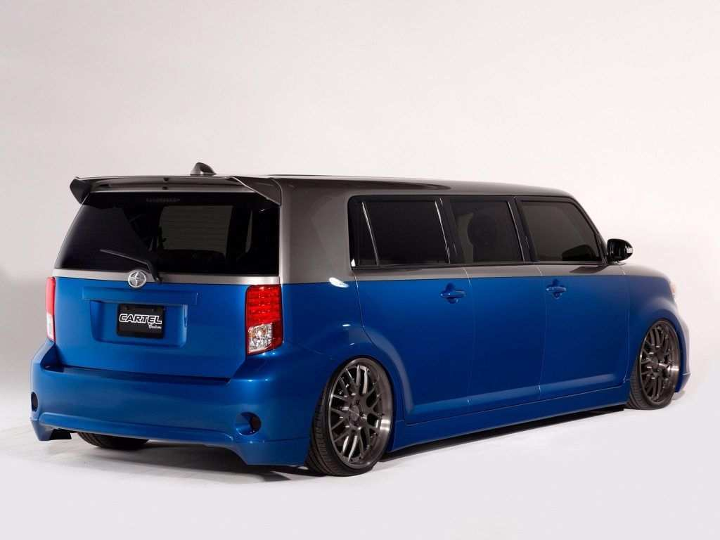 2020 Scion XB History