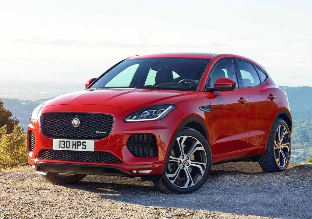 81 Gallery of Jaguar Suv 2020 Rumors for Jaguar Suv 2020