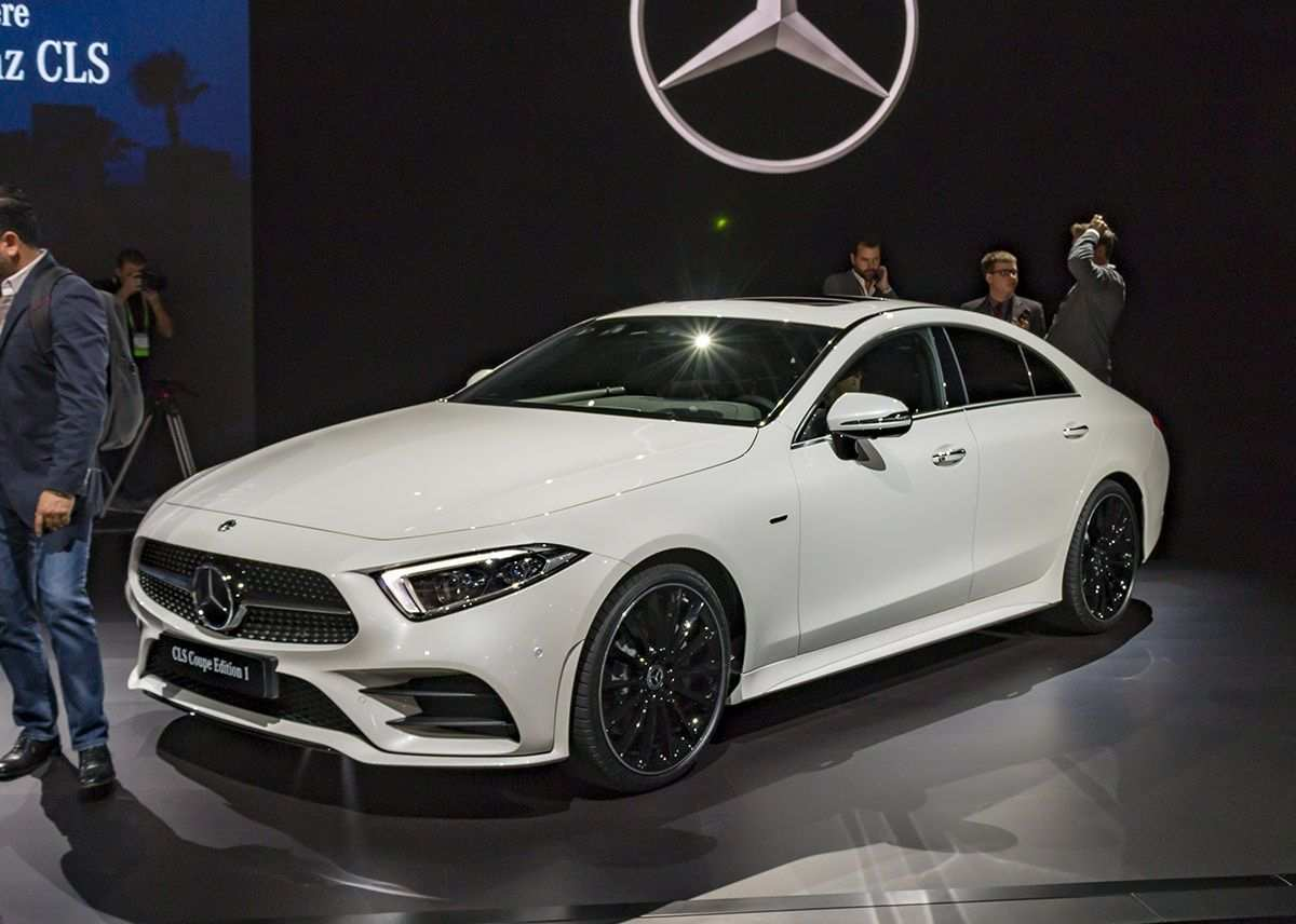 81 Gallery of Mercedes Cls 2020 Redesign by Mercedes Cls 2020