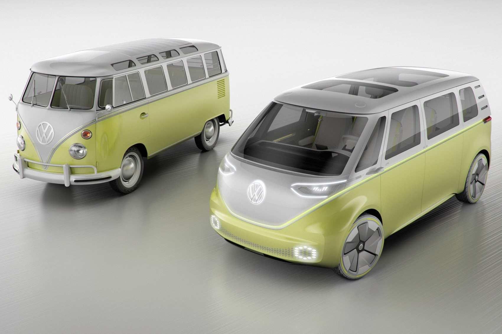 81 Gallery of VW Kombi 2020 Release for VW Kombi 2020