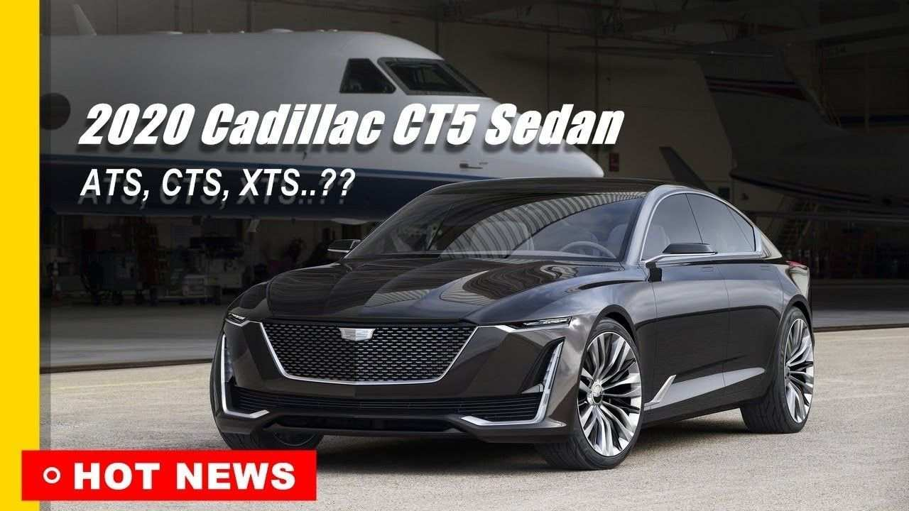 81 Great 2020 Cadillac Deville Exterior for 2020 Cadillac Deville