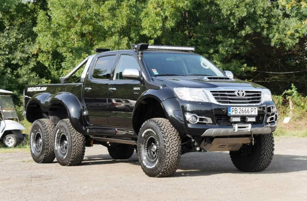 81 Great 2020 Toyota Hilux Spy Shots Pricing by 2020 Toyota Hilux Spy Shots