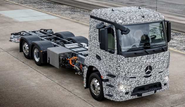81 Great New Mercedes Truck 2020 Review by New Mercedes Truck 2020
