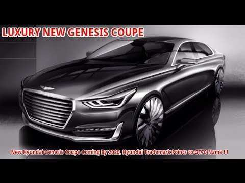81 New 2020 Hyundai Genesis Coupe Exterior with 2020 Hyundai Genesis Coupe
