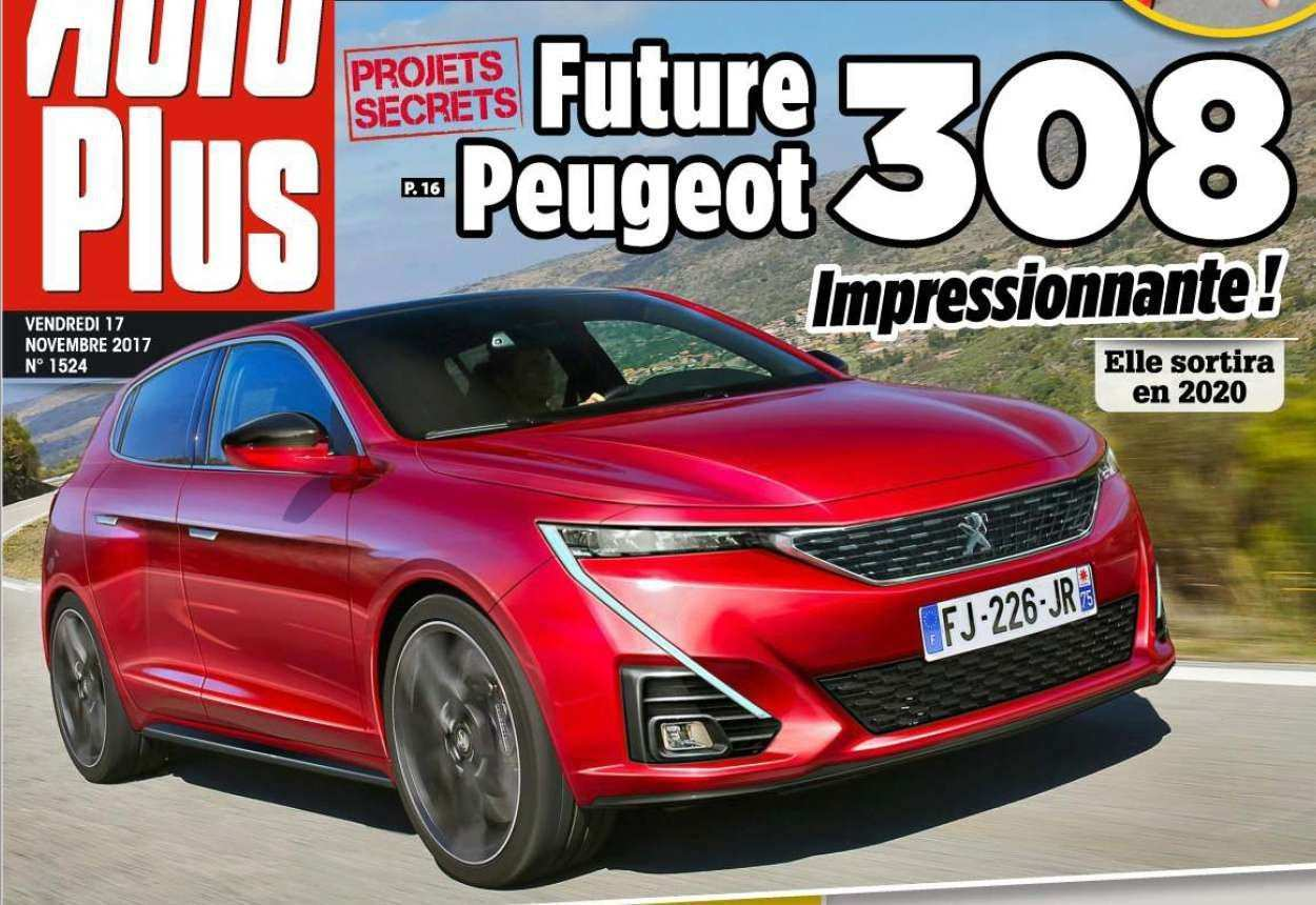 81 New 2020 Peugeot 308 First Drive with 2020 Peugeot 308
